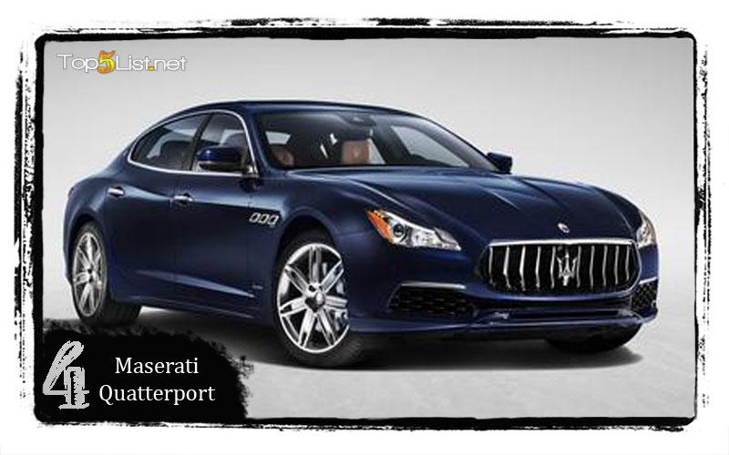 Maserati Quatterport 2017