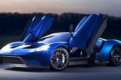 Top 5 powerful sports cars in 2017
