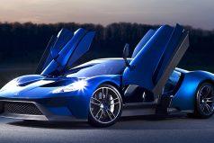 Les 5 voitures sportives les plus puissantes de 2017