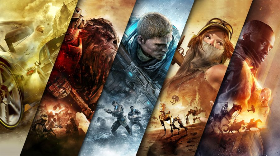 Top 5 video Games of 2016