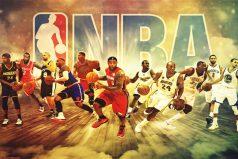 top 5 des joueurs de NBA dans la ligue américaine