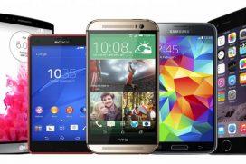 top 5 des meilleurs smartphones de 2017
