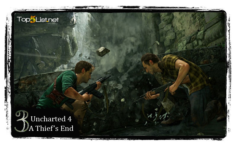Uncharted 4: The End of a Thief