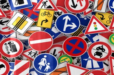 top 5 weirdest driving laws in the world