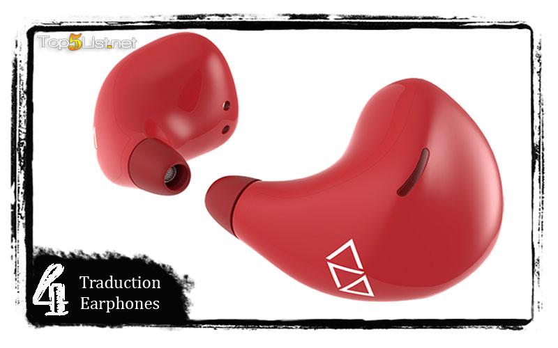 Traduction Earphones