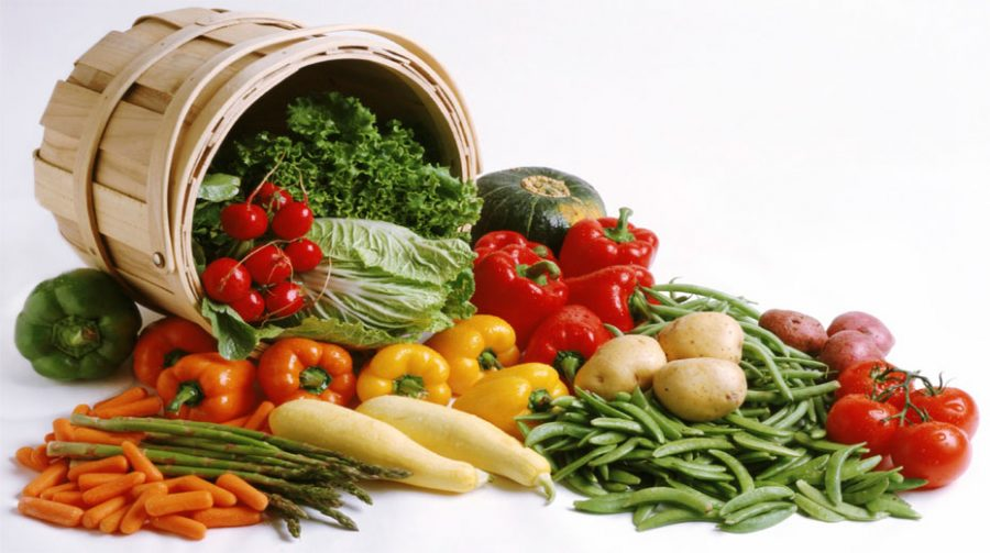 Top 5 healthiest vegetables