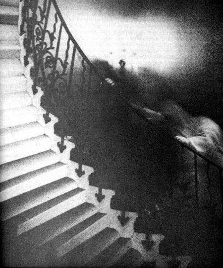 Fantômes de Tulip Staircase