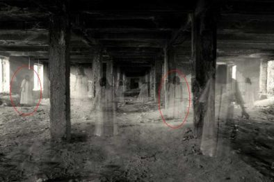 Top 5 real scariest pictures of ghosts