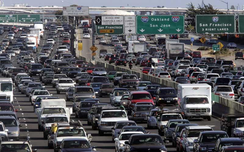 Avoid traffic congestion